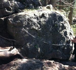 Scaling rocks!!