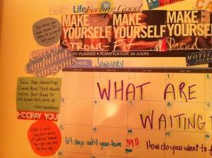 Motivation Wall 2