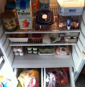 A healthy refrigerator is a happy refrigerator!!